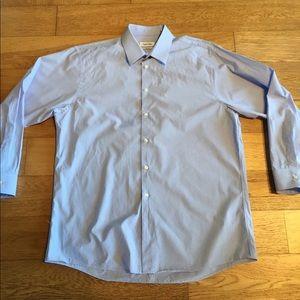 Calvin Klein Striped Button Up Regular Fit